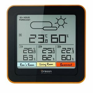 Oregon-Scientific-RAR-501-Wetterstation-Test