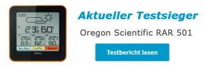 Wetterstation Testsieger 2014